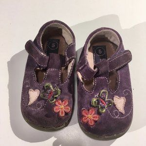 OshKosh Toddler Girls Mary-Jane Dress Shoes Size 5